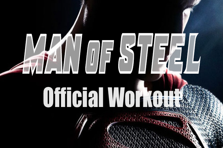 Man of Steel official workout